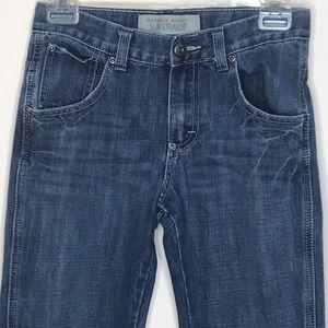 Wrangler Slim Straight Jeans